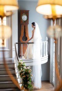 人生の大切日の美し過ぎる花嫁へ